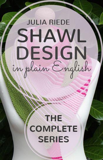 53 best Knitting - shawl design images on Pinterest   Stricken ...