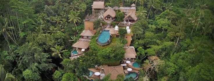 The Kayon Resort - Truly Ubud Resort
