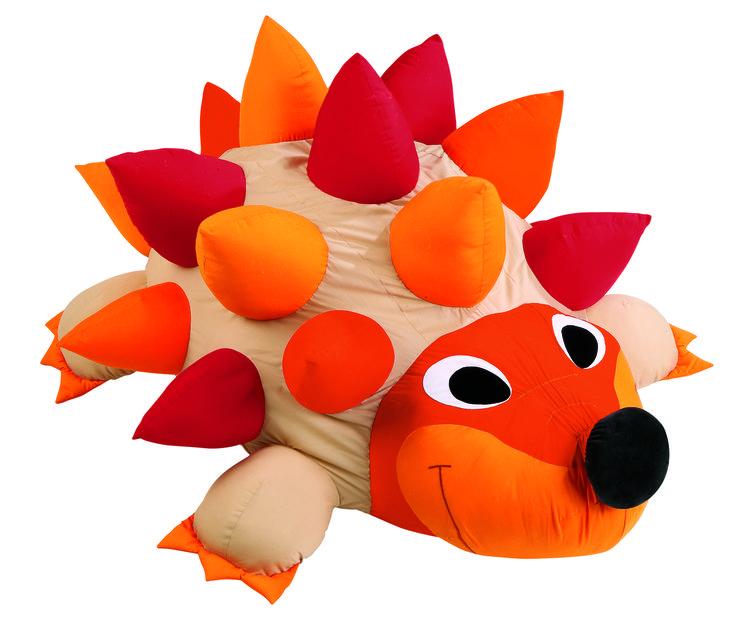"""Hetty the Hedgehog"" Giant Floor Cushion from #Wesco."