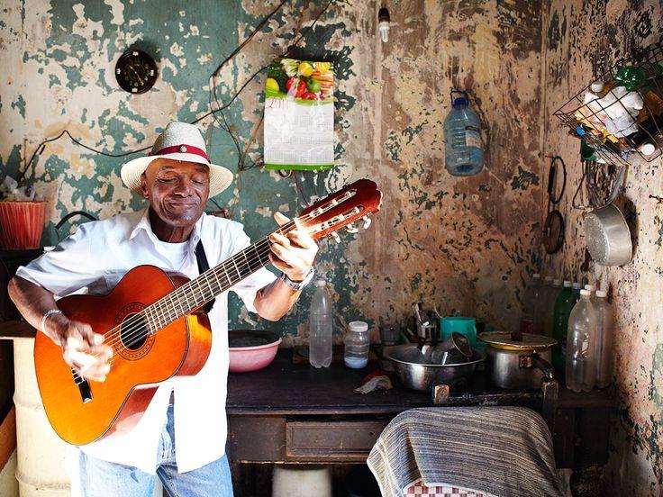 Cuba: A Food and Love Story | Alberto in Havana | Ellen Silverman