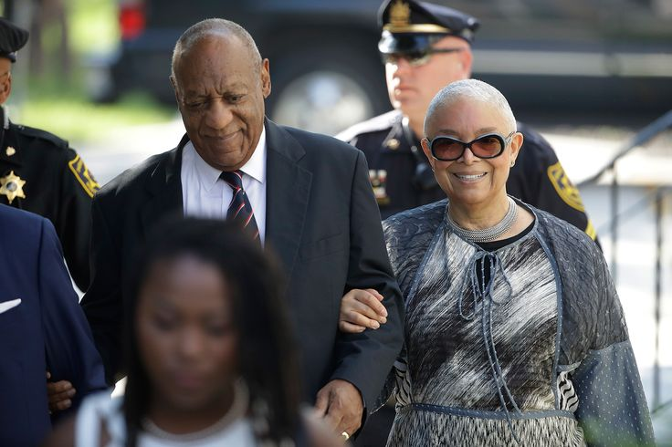 nice Invoice Cosby's Spouse, Camille, Accompanies Husband to Court docket