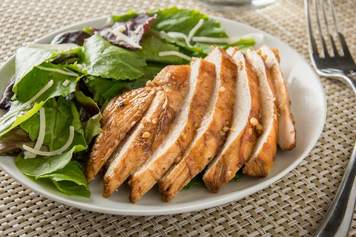 Chicken with Balsamic Marinade