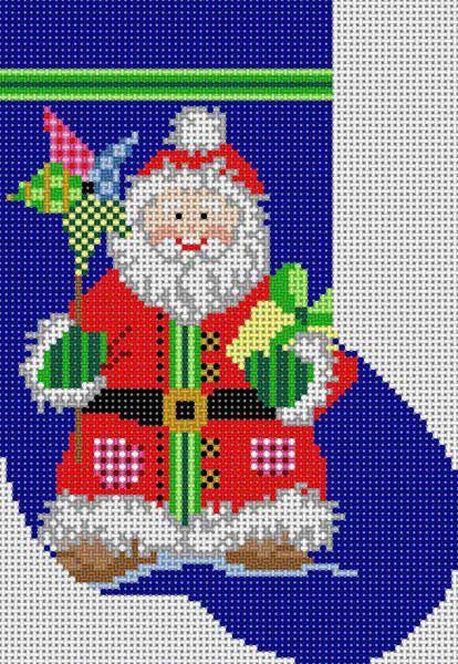 Santa Mini Stocking