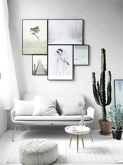 Minimalistisch Und Clean   Das Ist Die Beste Dekoration Für Den  Skandinavischen Wohnstil.