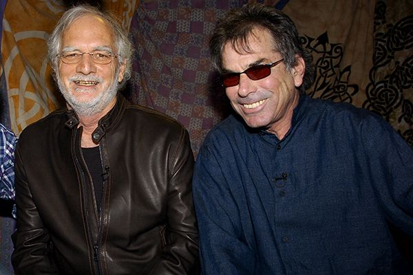 Bill Kreutzmann & Mickey Hart of the Grateful Dead Joining Disco Biscuits at Gathering of the Vibes  Read more: http://www.rollingstone.com/music/news/grateful-dead-members-joining-disco-biscuits-at-gathering-of-the-vibes-20140318#ixzz2wc4x8TU4   Follow us: @Rolling Stone on Twitter | RollingStone on Facebook