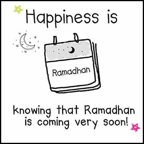 In Syaa a'Allah we meet Ramadhan this year.