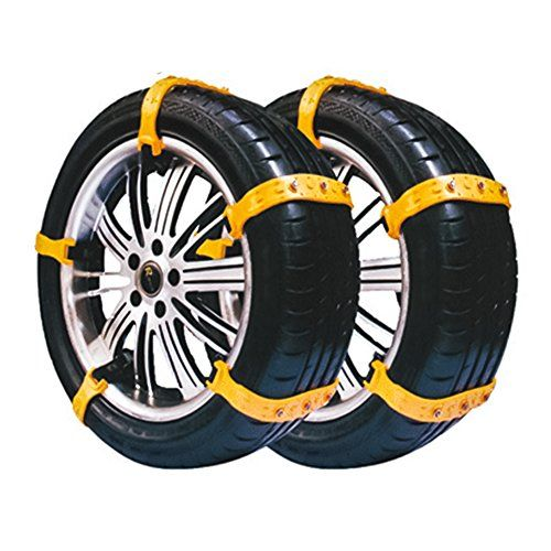 Anti Slip Tire Chains Snow Tire Chains Adjustable Car Tire Snow Chains Emergency Anti Slip Chain Fit for Most Car/SUV/Truck - http://www.caraccessoriesonlinemarket.com/anti-slip-tire-chains-snow-tire-chains-adjustable-car-tire-snow-chains-emergency-anti-slip-chain-fit-for-most-carsuvtruck-2/  #Adjustable, #Anti, #CarSUVTruck, #Chain, #Chains, #Emergency, #Most, #Slip, #Snow, #Tire #Fall-Winter-Driving, #Snow-Chains, #Snow-Chains, #Tires-Wheels