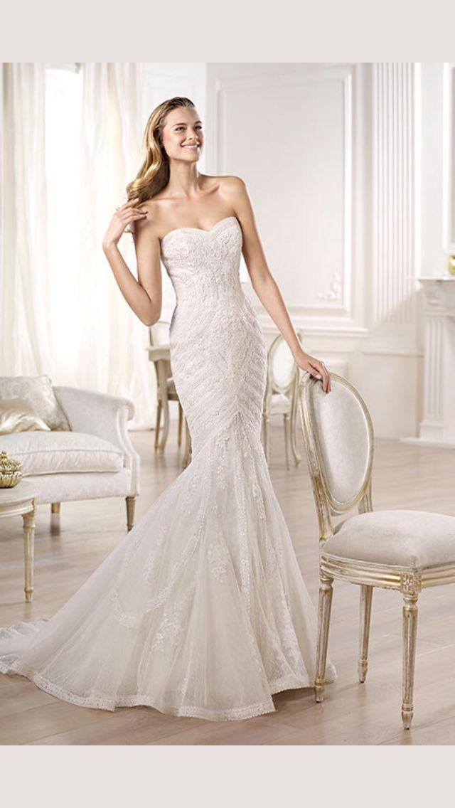 Best pronovias  images on pinterest bridal