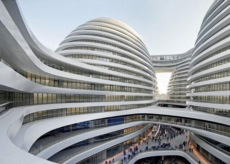 Architecture Day - The Most Famous Modern Buildings | www.bocadolobo.com  #bocadolobo