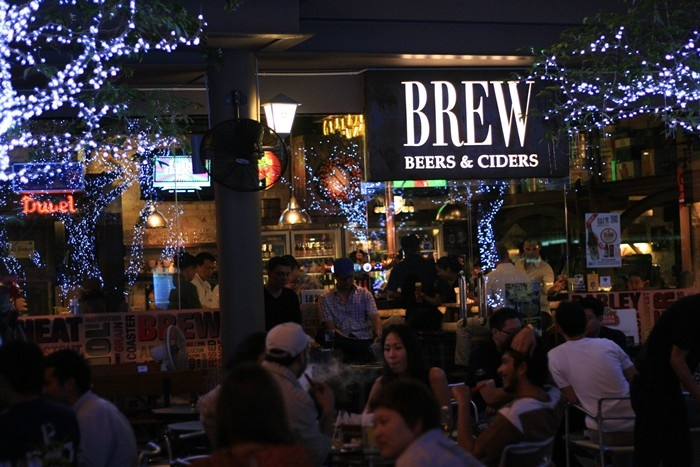 BREW Beers & Ciders @Seen Space Thonglor 13