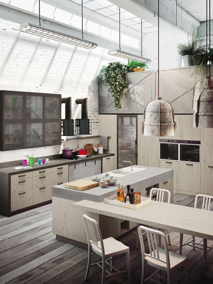 20 best Loft - Snaidero Cucine images on Pinterest | Modern ...