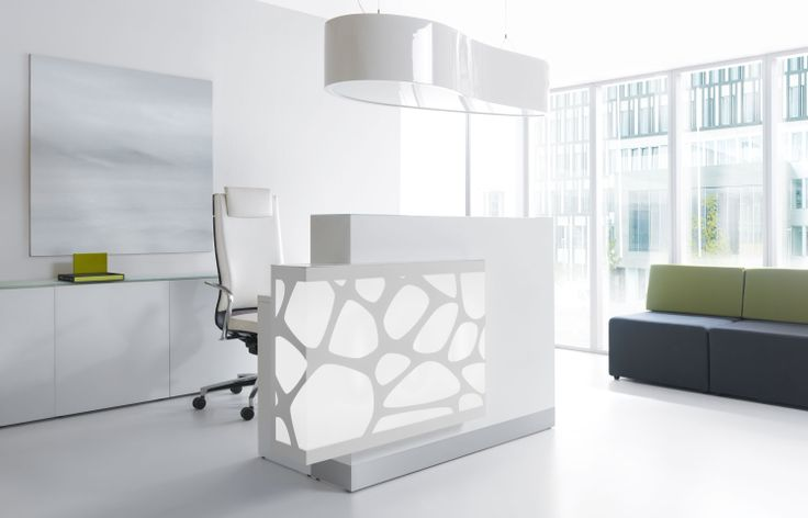 All-white reception areas are still trending this year. White furniture allows you to add small hints of color and fun decorative pieces like artwork, side tables, or lamps. StrongProject's contemporary white furniture will give your space a clean, fresh palate upon which you can create your dream office.