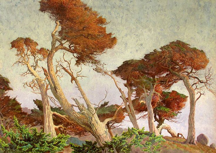 1000 Images About Watercolors Early California
