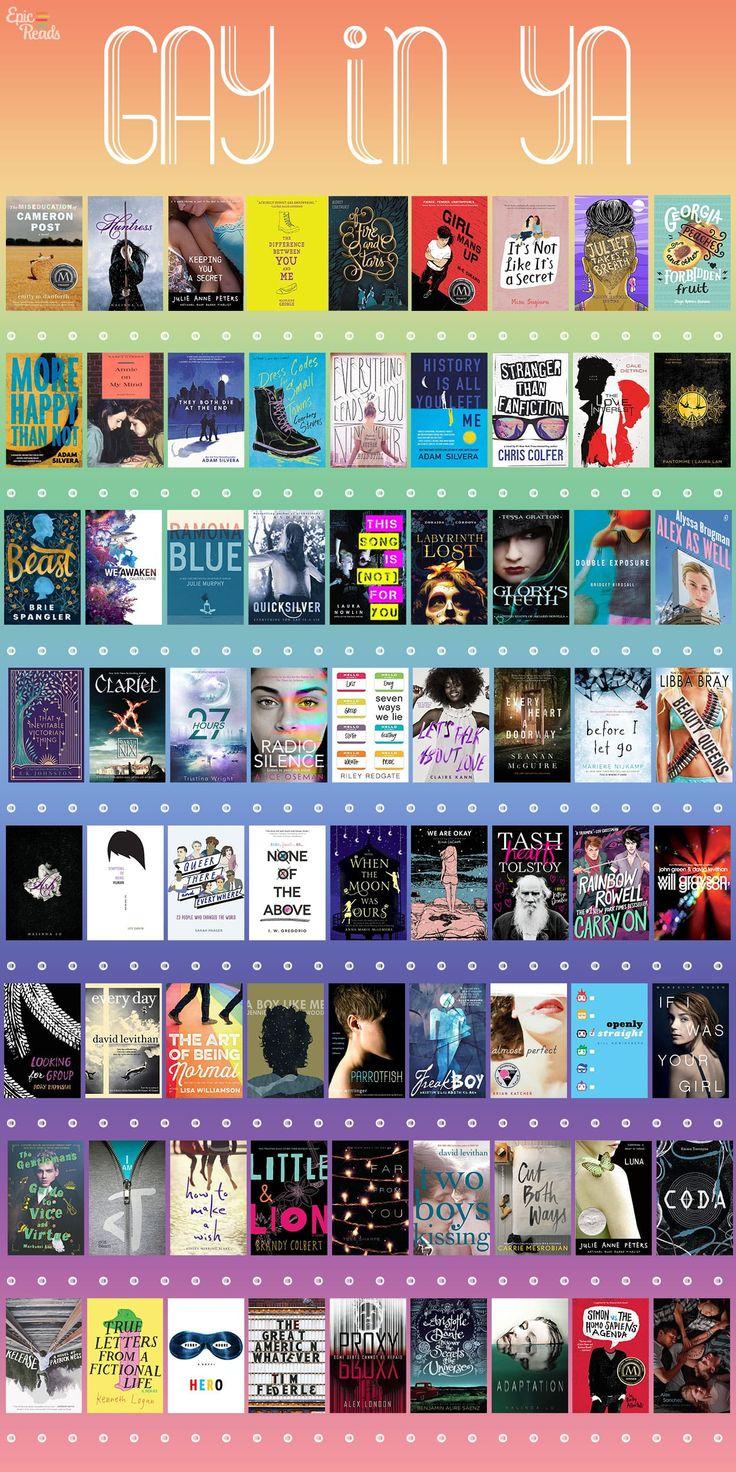 72 Must-Read YA Books Featuring Gay ProtagonistsKim Berube