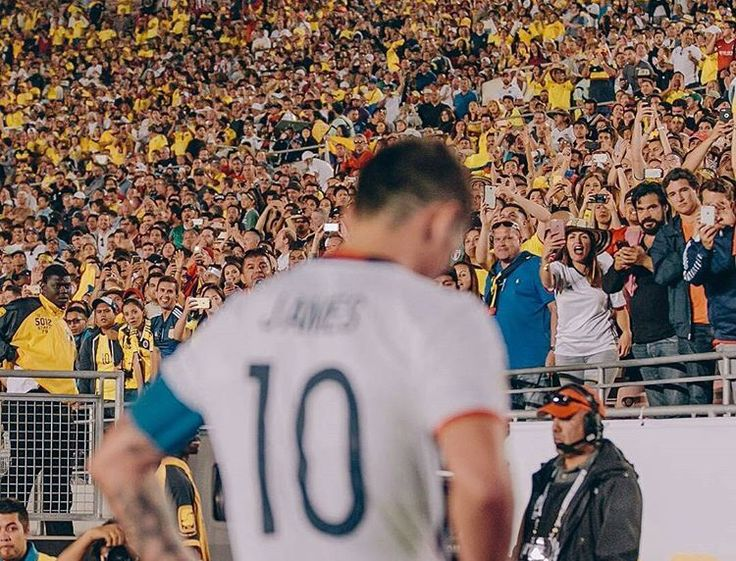 James Rodríguez #CopaAmerica #Colombia ❤️