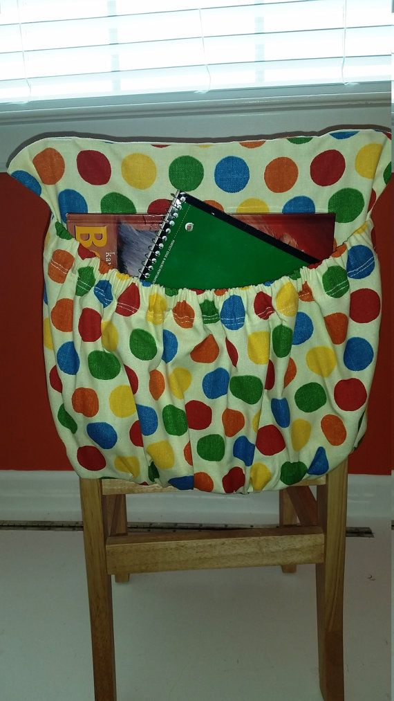 ReAdY 2 sHiP  POLKA DOT Print KINDERGARTEN by CoffeeKidsNDolls