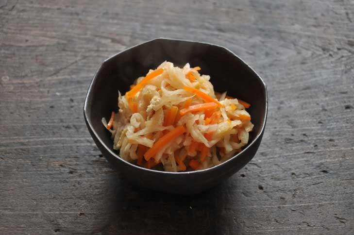 切干大根(切り干し)の煮物のレシピ/作り方:白ごはん.com