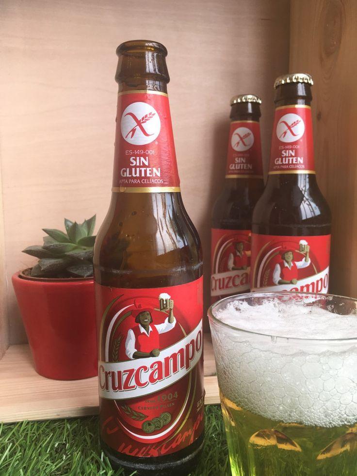 Cerveza Cruzcampo sin gluten