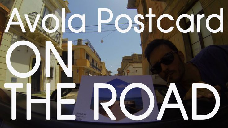 #Sicily: just a sunny day and... #postcard on the road! New video is coming :D