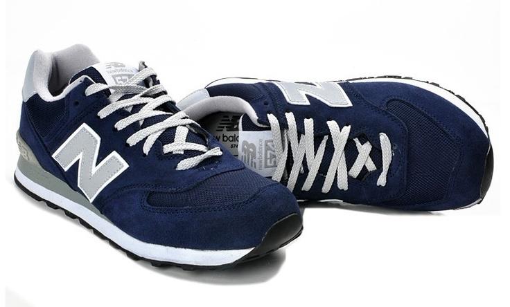 2013 zapatillas ligeras zapatillas de deporte de los hombres coreanos zapatos New Balance NB574