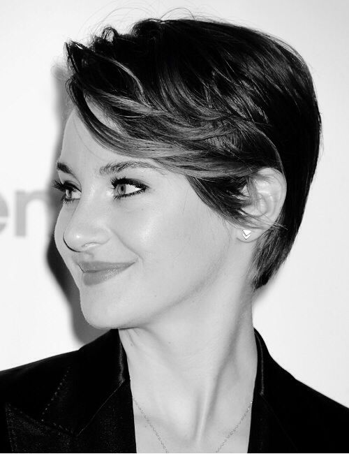 #WCW Shailene Woodley aww I love her way too much