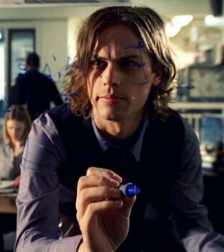 Spencer Reid❤❤❤