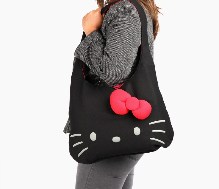 Take Hello Kitty on all your adventures