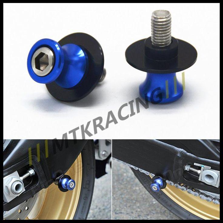 [Visit to Buy] Free delivery10mm Motorcycle CNC Swingarm Spools stand screws Slider For KAWASAKI Z750 Z750R Z250 NINJA 250 300 Z1000 1000  #Advertisement