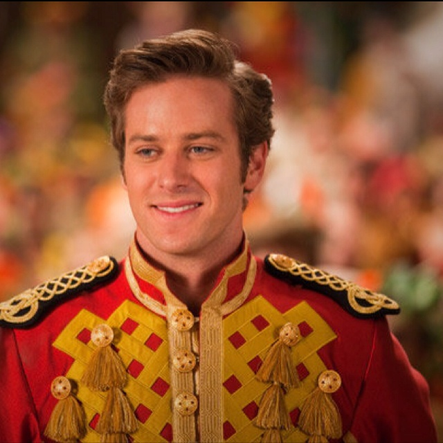 Image result for armie hammer prince