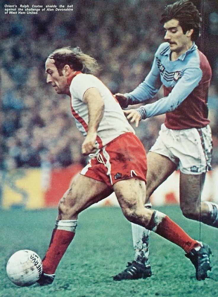 Ralph Coates Orient, Alan Devonshire West Ham