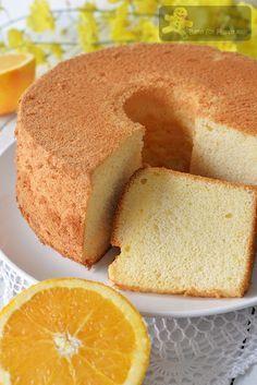 Bake for Happy Kids: Perfect Ultra Soft Orange Chiffon Cake