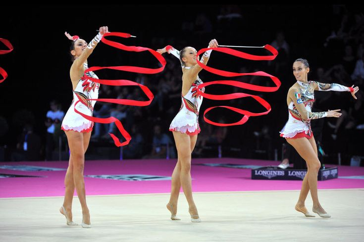 The History and Basics of Rhythmic Gymnastics