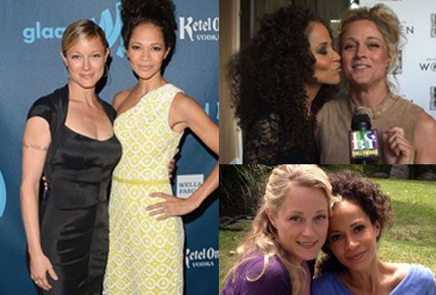 SheWired - 8 Examples of 'The Fosters' Teri Polo and Sherri Saum Being Adorable in Real Life