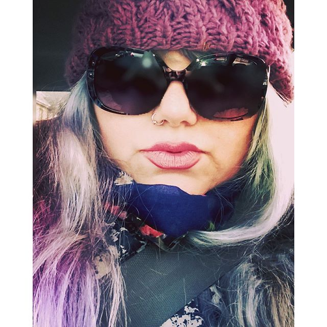Yesterday I went out for a walk with my husband. A seaside walk in the freezing sunshine always does me good.  #agoraphobia #cptsd #ptsd #mentalhealthawareness #recovery #cptsdrecovery #neurotypicalprivilege #charlottefarhanart #artsaveslivesinternational