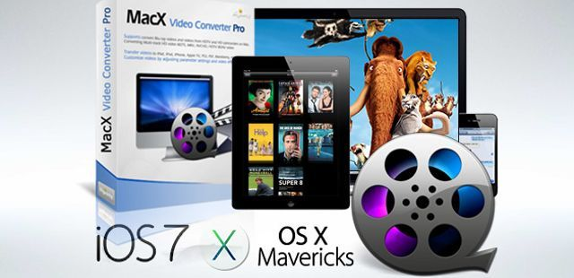 Rip And #ConvertVideos With The #MacXDVDVideo Converter Pro Pack [Deals]