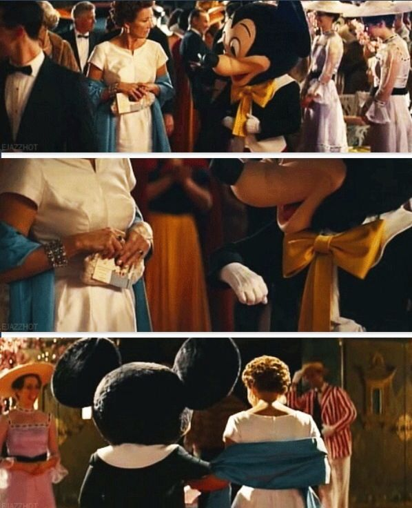 Saving Mr. Banks.. This movie made me cry! And getting to see who mary poppins was based off of was so awesome!