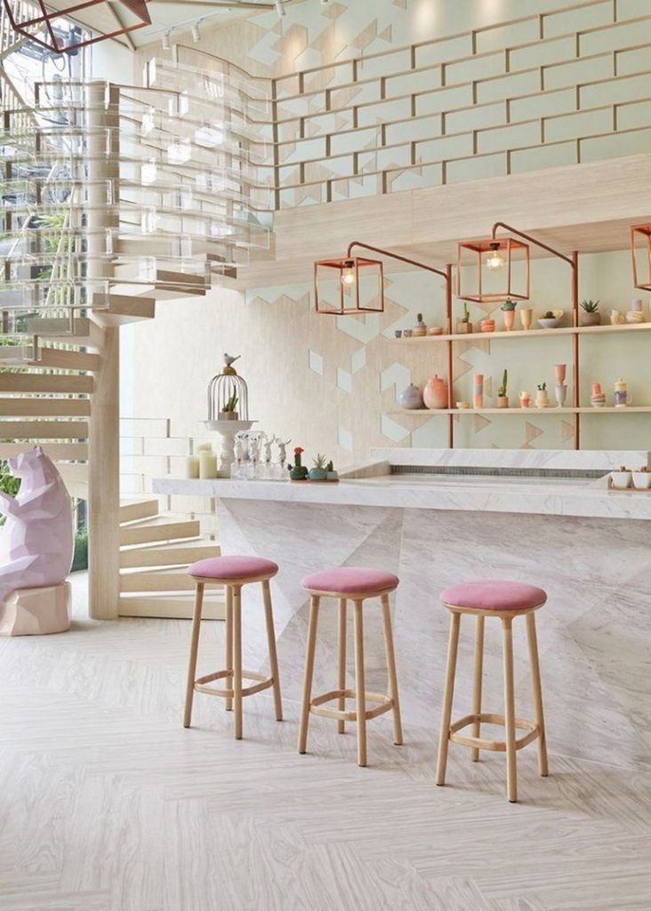 46+ Amazing Color Interior Design Ideas That You Never Seen Before