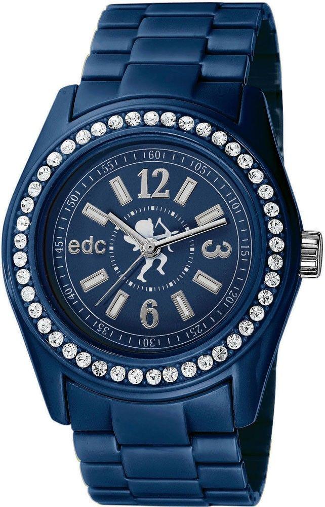 EDC Disco Glam Horizon Blue EE900172003 - Gratis Verzending!