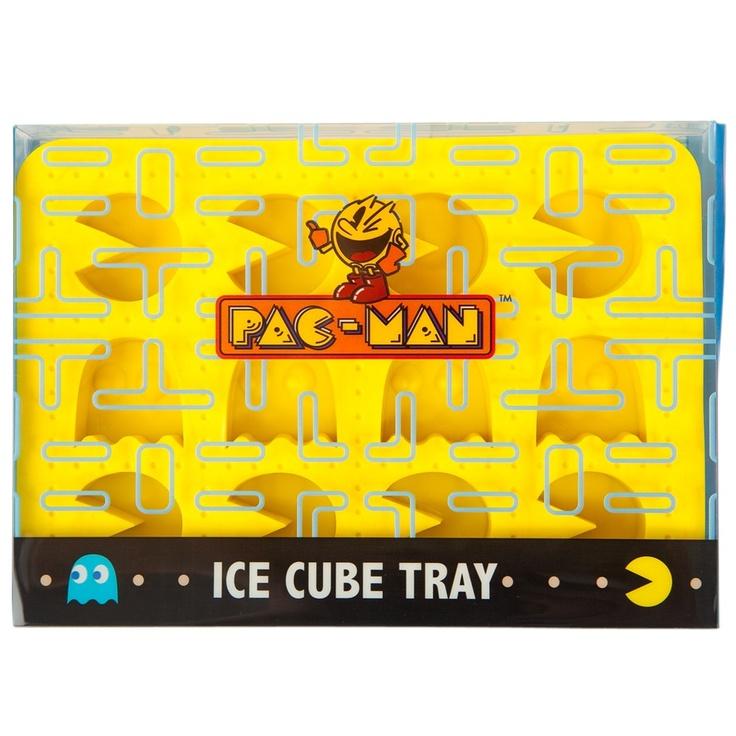 PacMan Ice cube tray