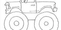 Monster Truck Crafts for Kids | eHow