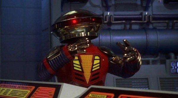 Alpha 5 de Power Rangers cambiará drásticamente para la nueva película - https://webadictos.com/2016/12/03/alpha-5-power-rangers/?utm_source=PN&utm_medium=Pinterest&utm_campaign=PN%2Bposts