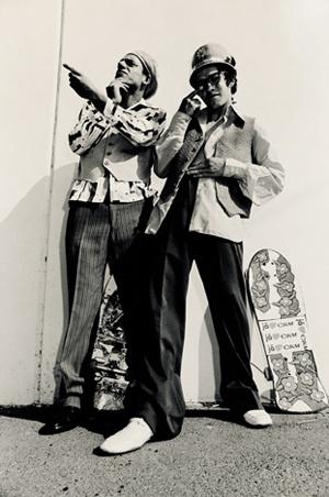Natas Kaupas & Mark Gonzales