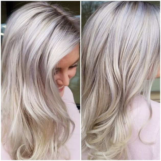Brightening Up Going Super Blonde Hair Color Inspiration