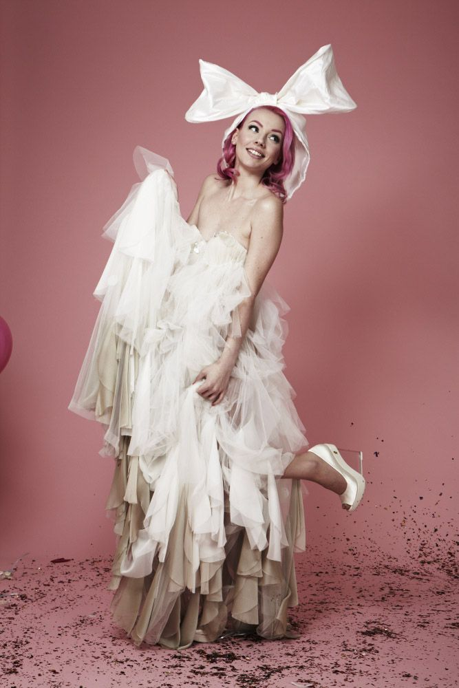 Bridal Fashion That Doesnt Suck from the bridalNEXT! 2012 Winners