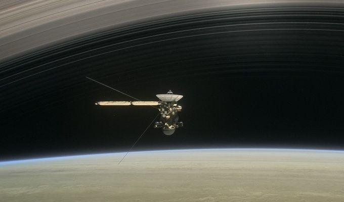 Countdown to Cassini's Grand Finale