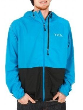 RIP CURL bunda STRETCH RAINWEAR BLUE AST