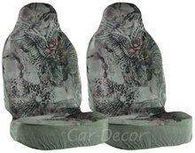 Rose Angel Wing Car Seat Cover for Girls
