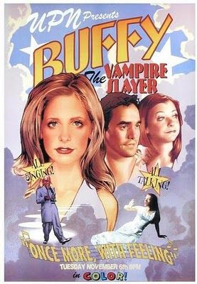 "Buffy - ""Once More With Feeling""  Buffy + musicals = Joss Whedon is a GENIUS!"