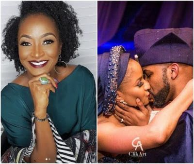 Kate Henshaw Has A Word For Banky W After Mistakenly Sharing Wifes Naked Photo