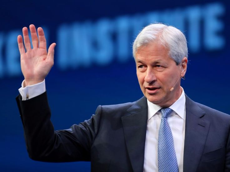 """'If the EU determines over time that they want to move a lot more jobs out of London into the EU, they can simply dictate that' - LONDON – European Union authorities will be able to """"dictate"""" to banks to move jobs out of Londonif the UK loses its financial passporting rights as a result of Brexit, JPMorgan CEO Jamie Dimon said.  """"If the EU determines over time that they want to move a lot more jobs out of London into the EU, they can simply dictate that,"""" Dimon said in Paris on Tuesday…"""